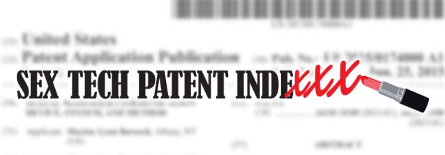 Sex Tech Patent Index