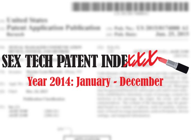 sex tech patent indexxx 2014