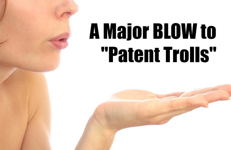 Sex Tech Law Blog Patent Trolls