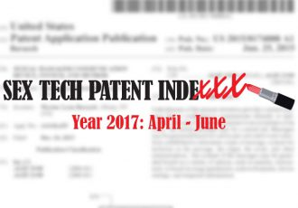 Sex Tech Patent Indexxx April - June 2017