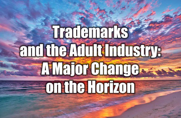 Trademarks Adult Industry