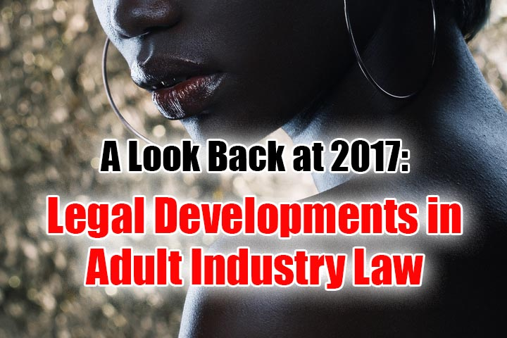 2017: Legal Developments in Adult Industry Law