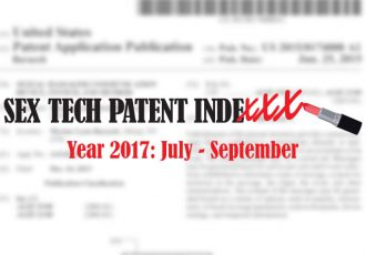 sex tech patent indexxx july September 2017