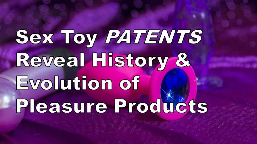 Sex Toys Patents - Part 1