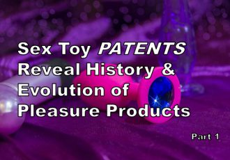 Sex Toy Patents Part I