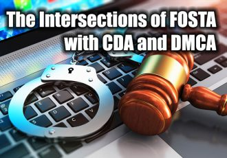 FOSTA CDA DMCA Sex Tech Law